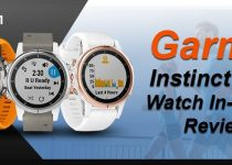 Garmin Instinct GPS Watch In-Depth Review